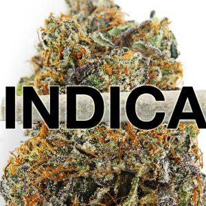Indica Marijuana
